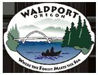 Waldport, OR logo
